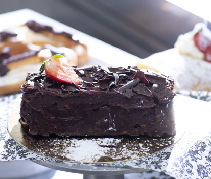 Chocolate Cake - The Food Shop Mount Merrion