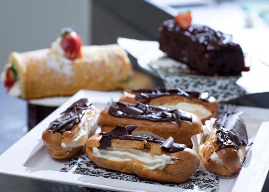 The Food Shop - Chocolate Eclairs