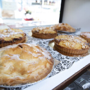 The Food Shop - freshly baked pies